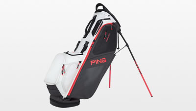 Graphite Electric Crimson Hoofer 14 Carry Bag